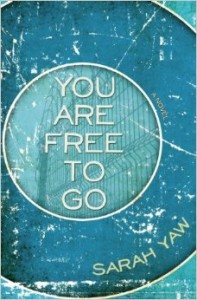 Book cover to You Are Free to Go