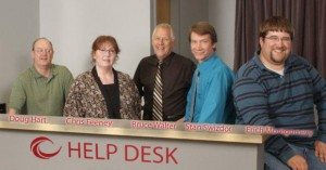 Help Desk Support Staff