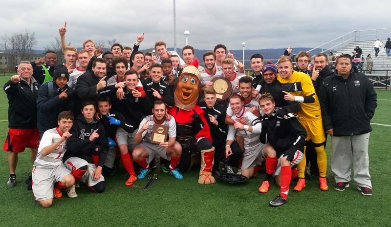 Spartan Soccer Team