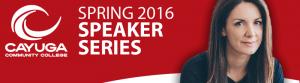 Spring 2016 Speaker Series