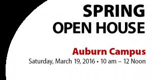 Open House Spring 2016