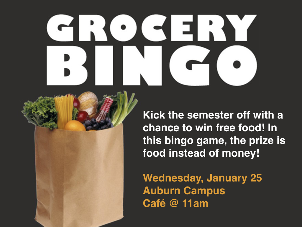 Play Grocery Bingo graphic