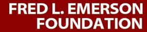 Fred L. Emerson Foundation