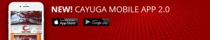 Download the new Cayuga Mobile applicaiton, version 2.0