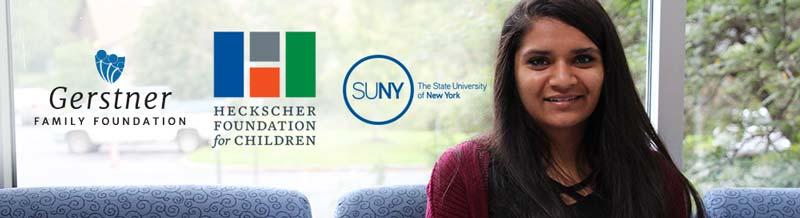 Funding provided from the Gerstner Family Foundation and the Heckscher Foundation for Children