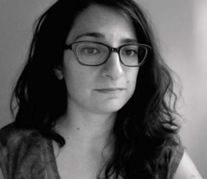 Lena Bertone, the author of two books and currently a writing professor at SUNY Polytechnic Institute