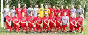 Cayuga Men's Soccer Team 2018