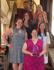 Student Sets Cayuga Record with Finish in National Business Competition