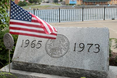 Vietnam Memorial Monument