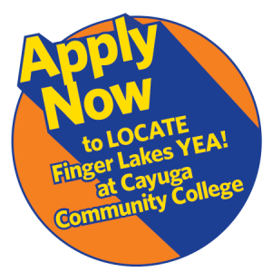 Apply Now to locate Finger Lakes YEA! at Cayuga Community College