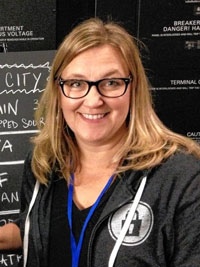 Dawn Schulz, Prison City Brewery and Restaurant