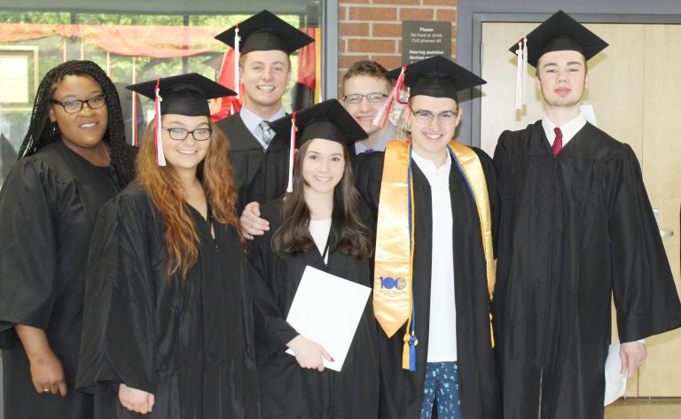 Cayuga Community College honors Class of 2019