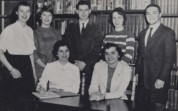 Student Council from 1959