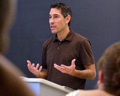 Professor Mark Montegomery
